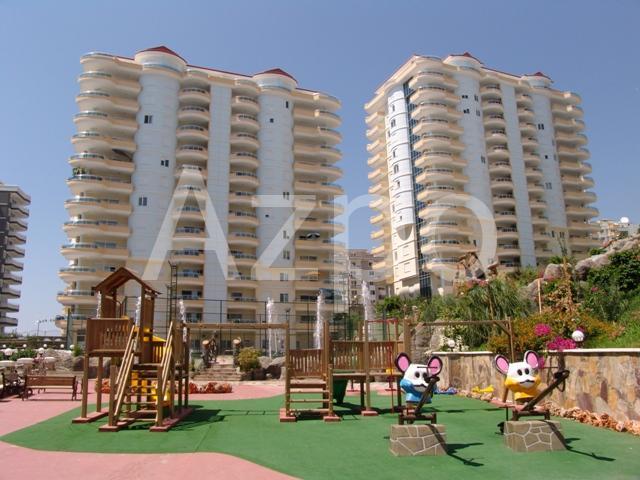 Большая меблированная квартира 2+1 в Махмутларе - Фото 2