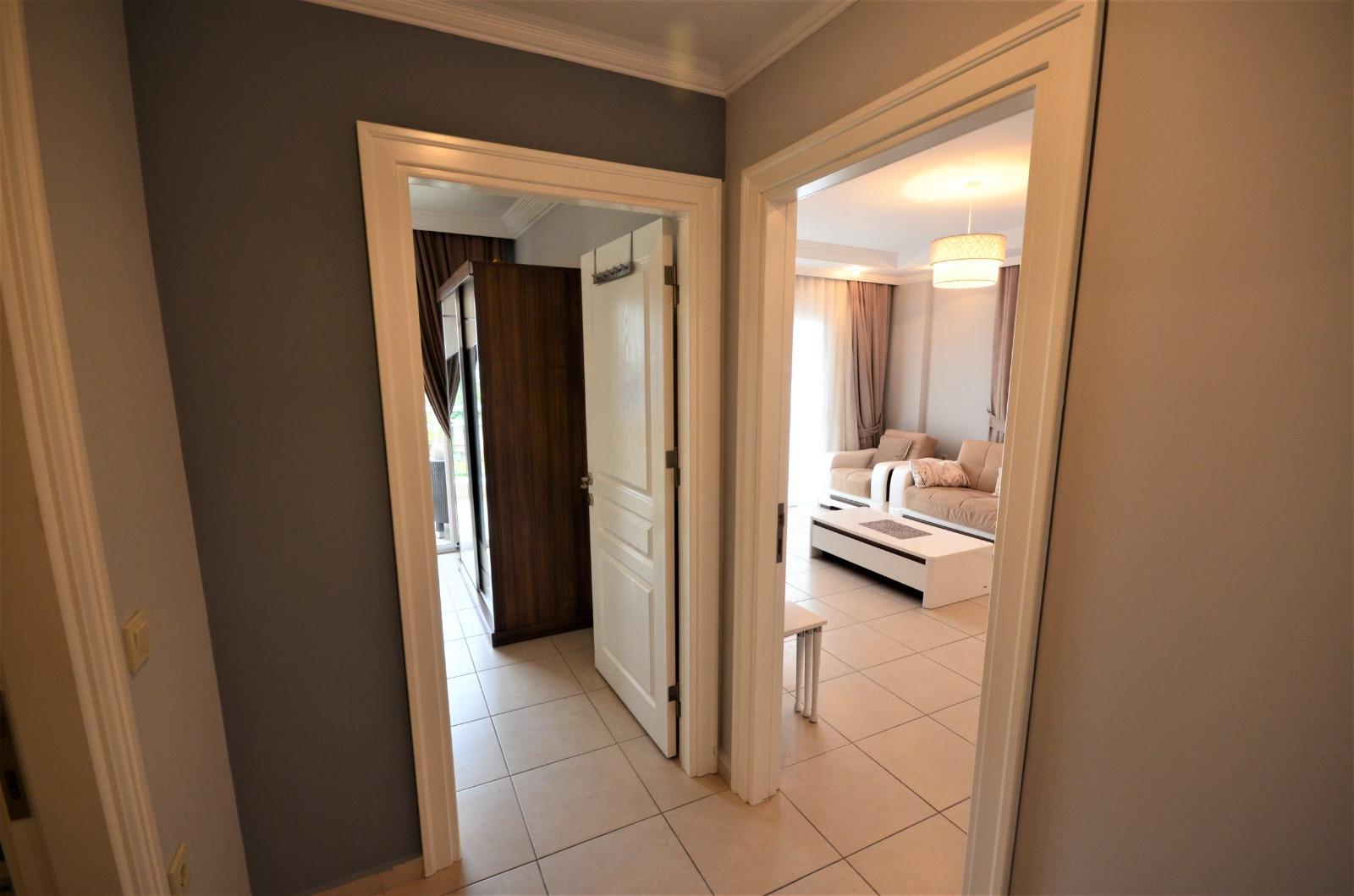 Двухкомнатная квартира с мебелью и бытовой техникой в районе Тосмур - Фото 3