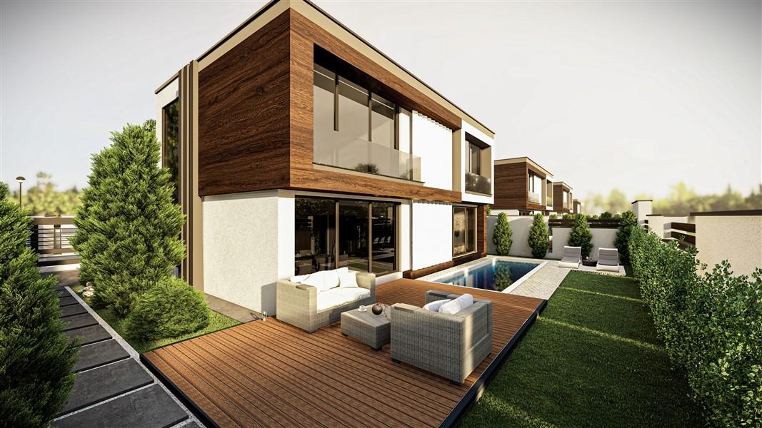Инвестиционный проект жилого комплекса частных вилл в посёлке Авсаллар - Фото 9