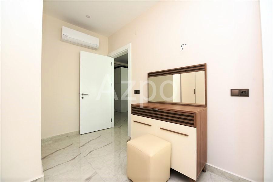 Меблированная квартира 1+1 в центре Алании - Фото 21