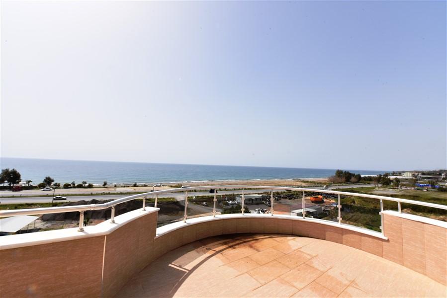 Пентхаус 2+2 с видом на Средиземное море - Фото 29