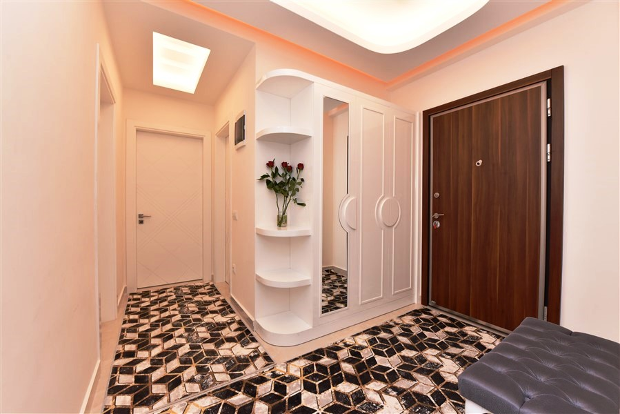 Меблированная квартира 2+1 в центре Махмутлара - Фото 11
