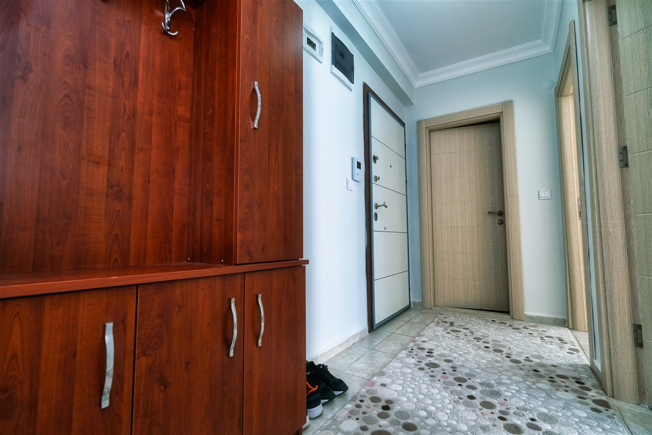 Трёхкомнатная квартира в микрорайоне Хурма Анталья - Фото 15