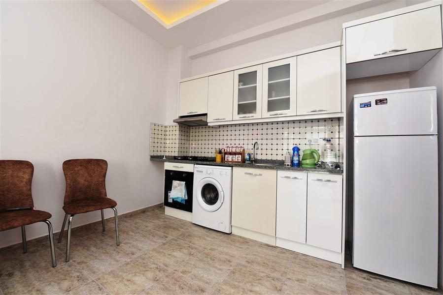 Меблированная квартира 1+1 в центре Махмутларa - Фото 3