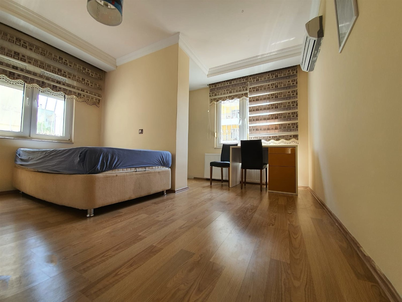 Четырёхкомнатная квартира в Анталье - Фото 46