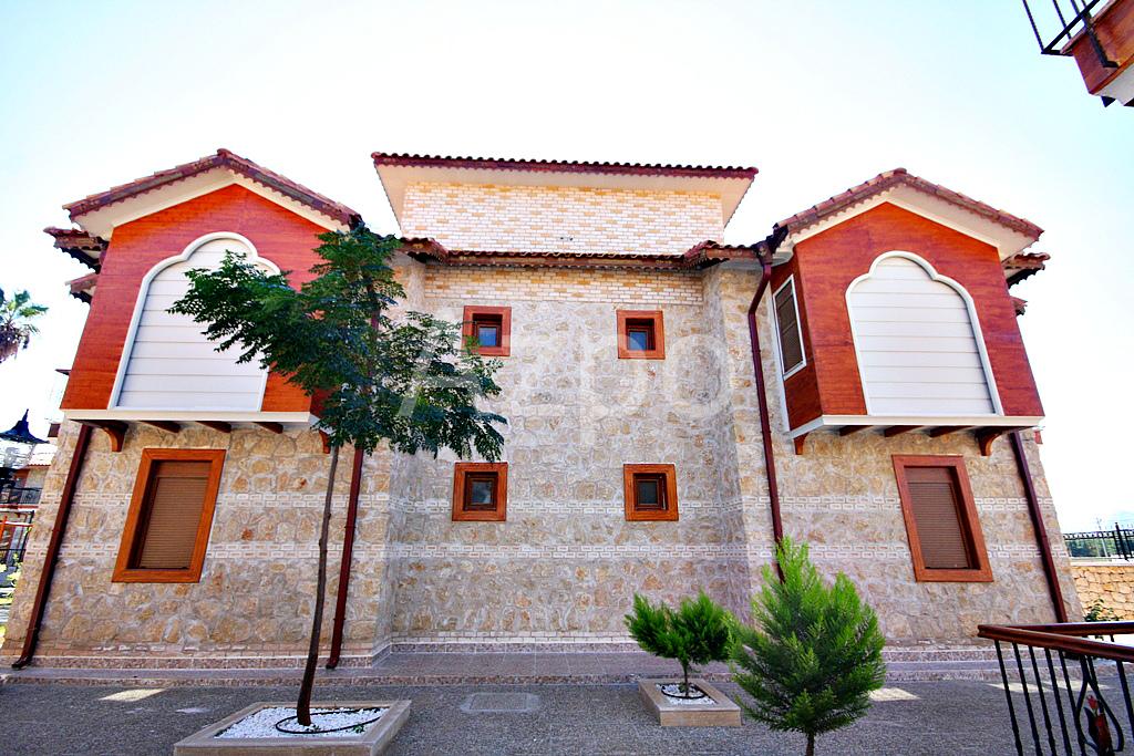 Виллы в османском стиле в районе Дошемеалты Анталья - Фото 6