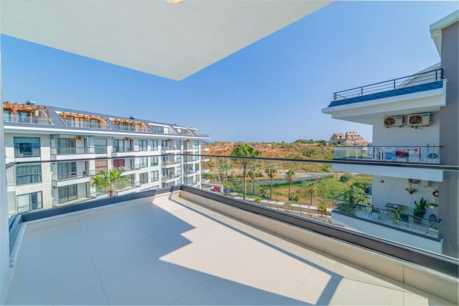 Уютная меблированная квартира 1+1 в роскошном жилом комплексе с инфраструктурой - Фото 34