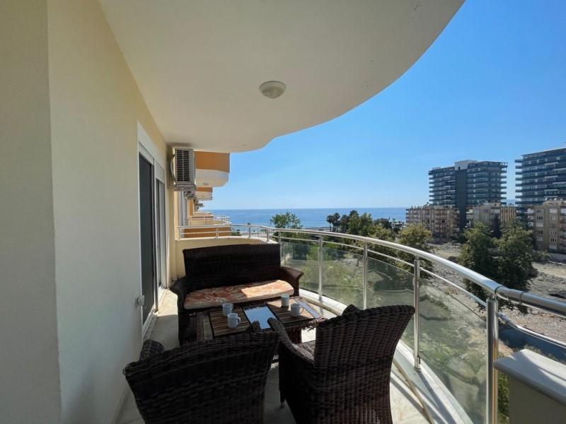 Меблированная квартира 2+1 в 50 метрах от пляжа - Фото 27