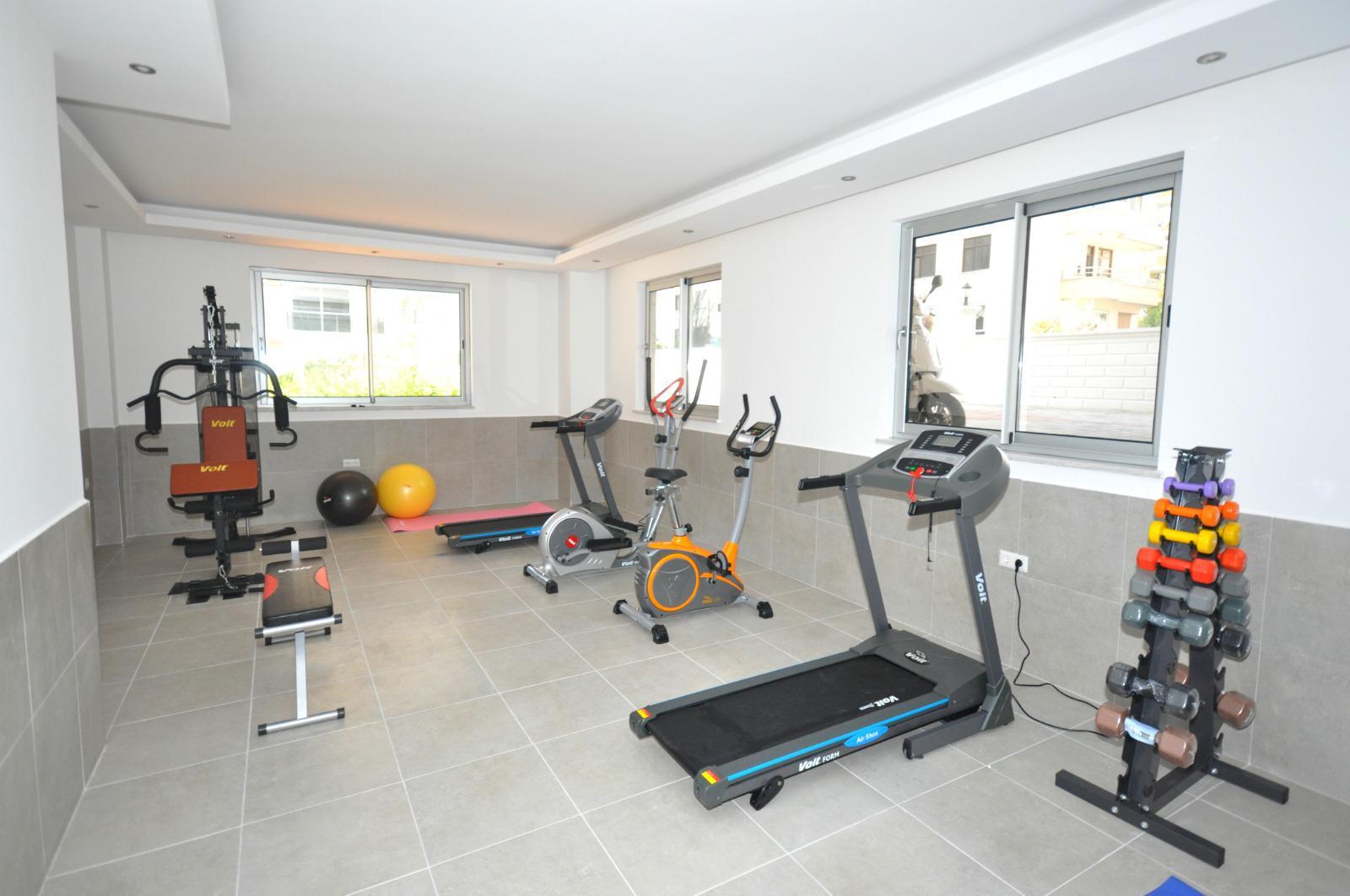 Квартира 1+1 в жилом комплексе района Махмутлар - Фото 7