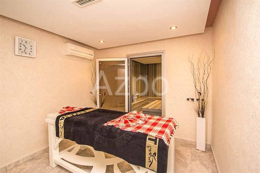 Квартира-дуплекс в благоустроенном комплексе в центре Аланьи - Фото 10