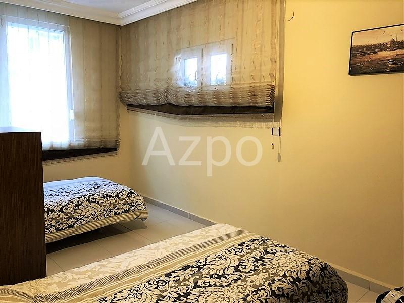 Трехкомнатная квартира с мебелью в  Махмутларе - Фото 13