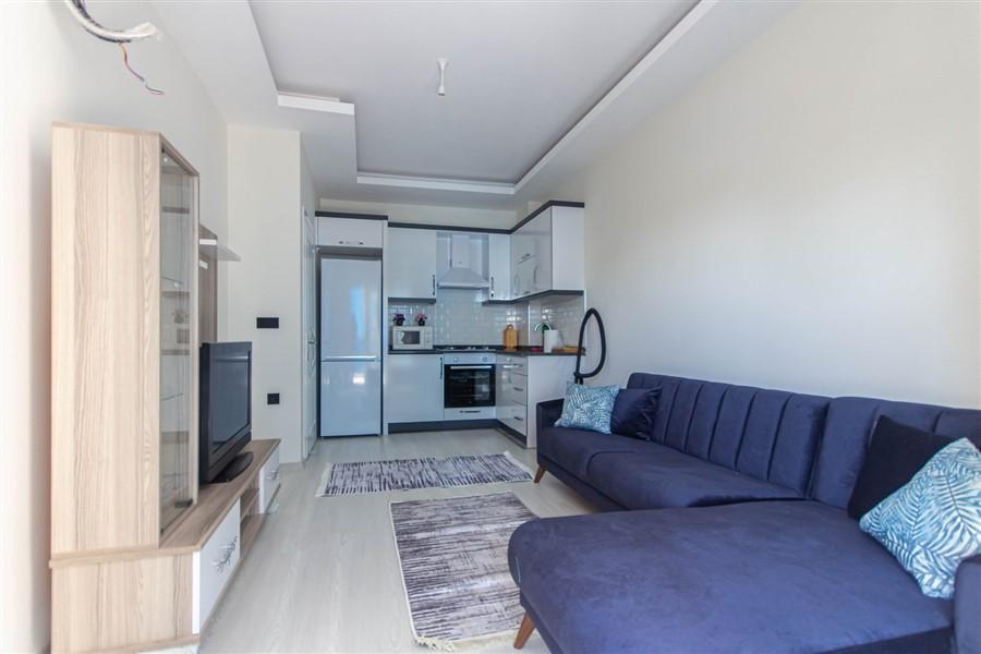 Двухкомнатная квартира с мебелью в районе Махмутлар - Фото 9