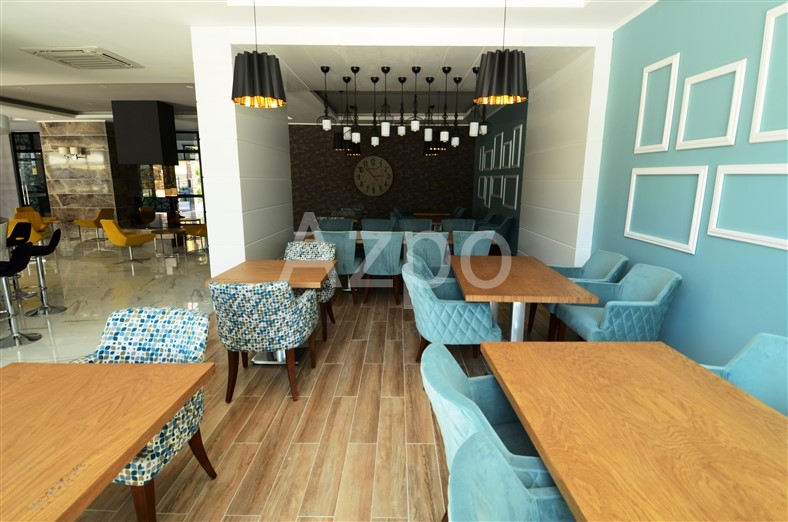 Двухкомнатная квартира с мебелью в Тосмуре - Фото 9