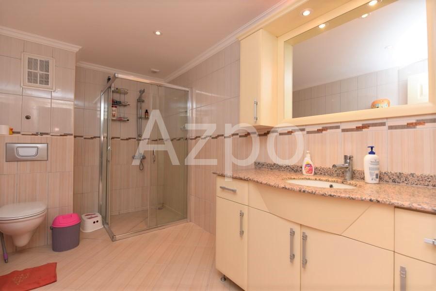 Большая меблированная квартира 2+1 в Махмутларе - Фото 21