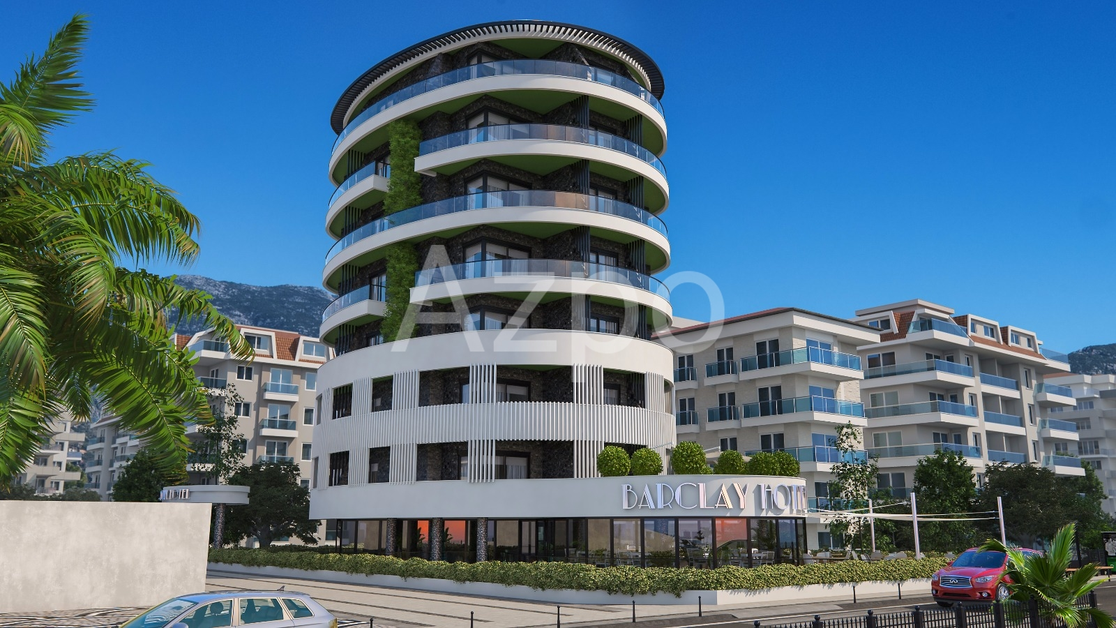 Инвестиционный проект отеля в районе Кестель - Фото 6