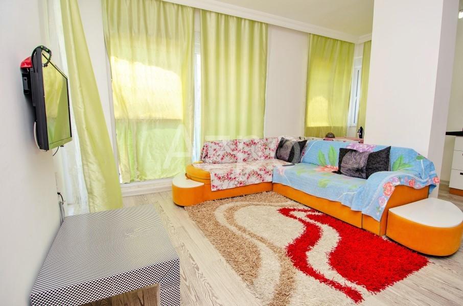 Комфортная квартира 1+1 с мебелью в районе Хурма - Фото 13