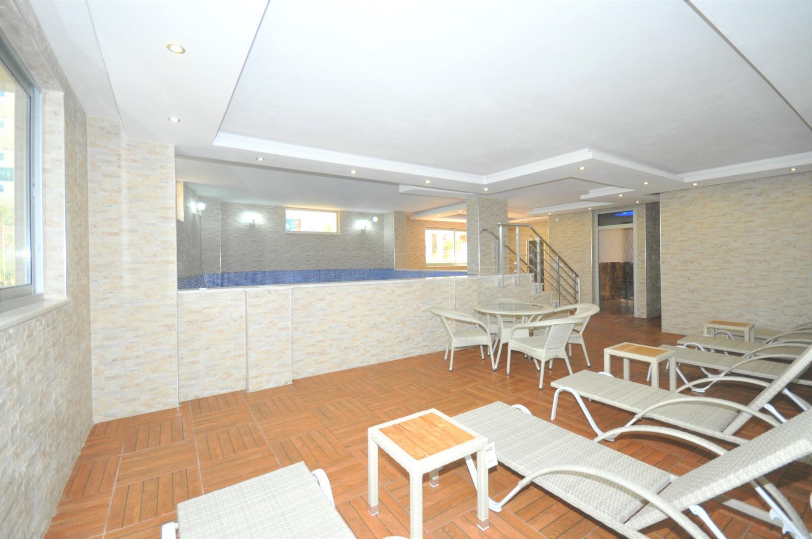 Квартира 1+1 в жилом комплексе района Махмутлар - Фото 5