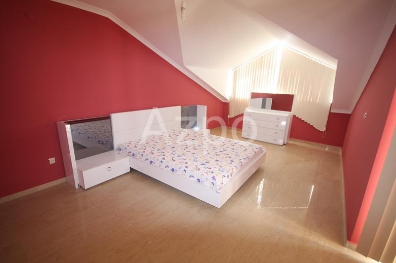 Шикарный пентхаус с 4 спальнями в Конаклы - Фото 26