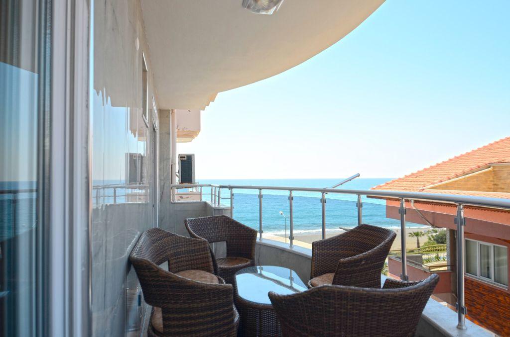 Трёхкомнатная квартира с впечатляющим видом на Средиземное море - Фото 21