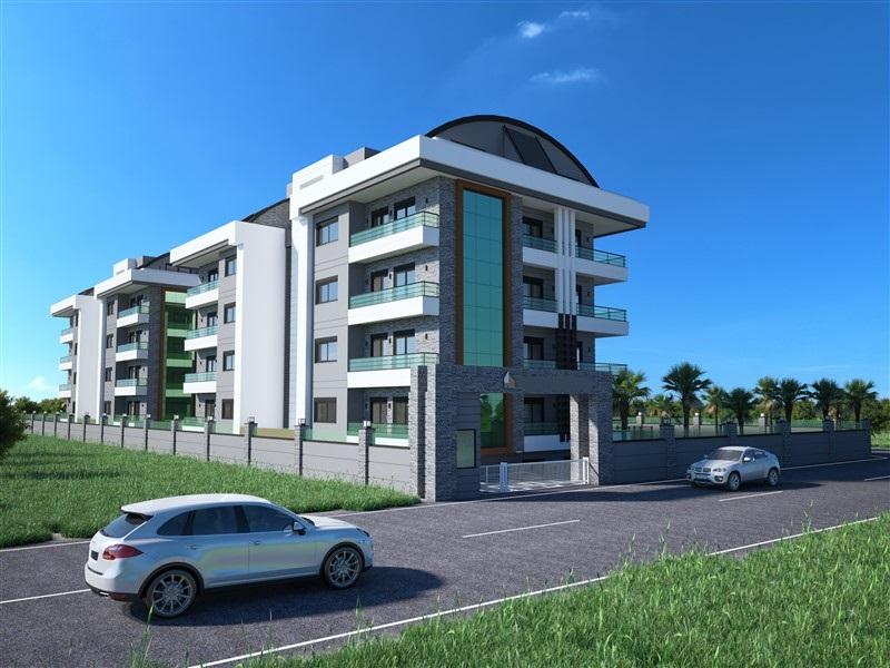 Квартиры в строящемся жилом комплексе район Оба - Фото 14