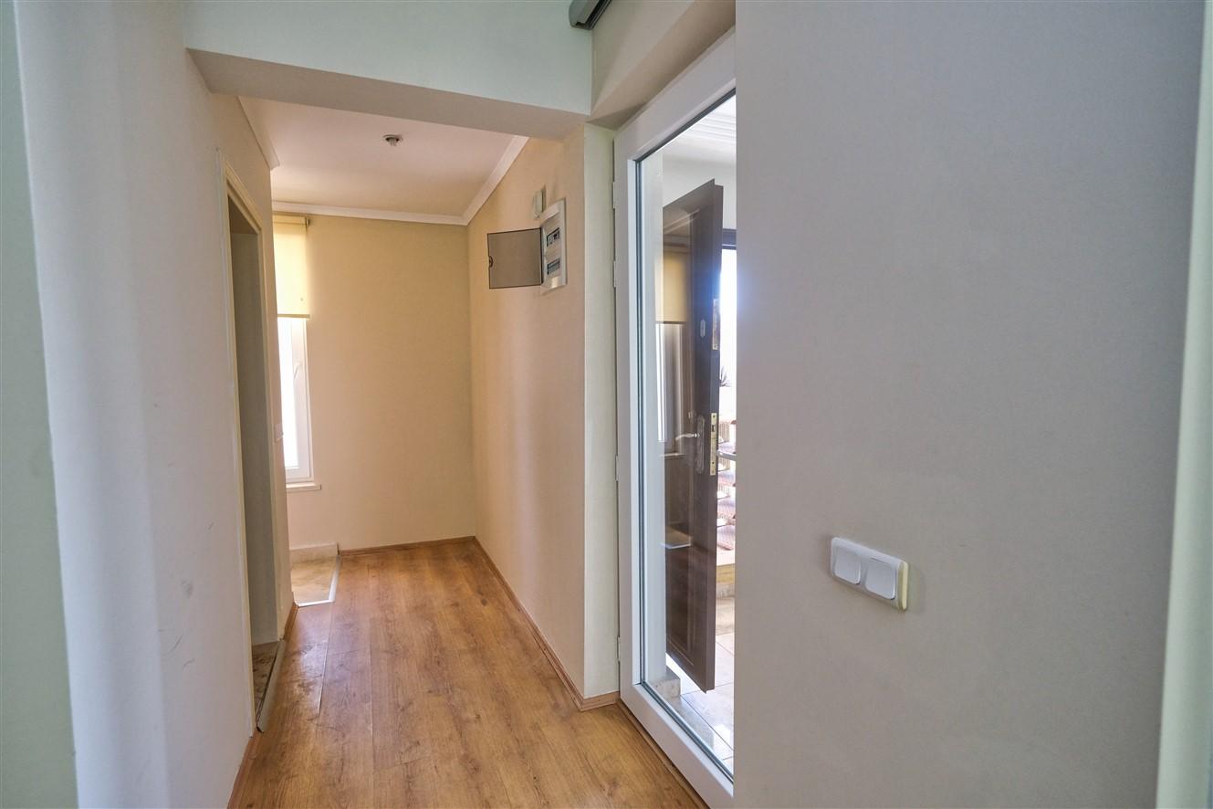 Двухуровневая квартира 3+1 с мебелью в Кемере - Фото 27