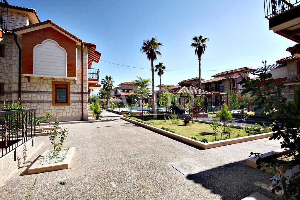 Виллы в османском стиле в районе Дошемеалты Анталья - Фото 8