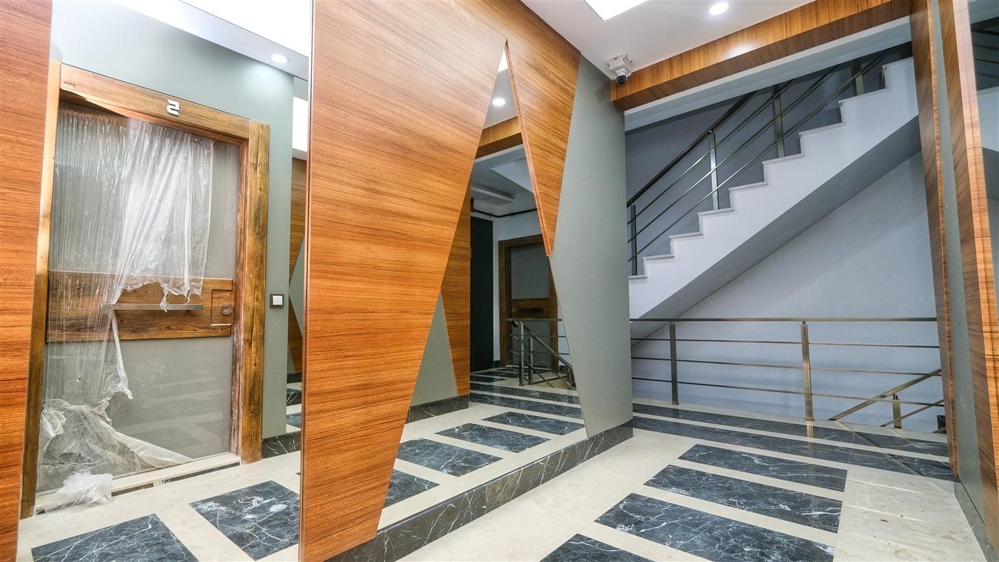 Трёхкомнатная квартира в центре Антальи - Фото 14