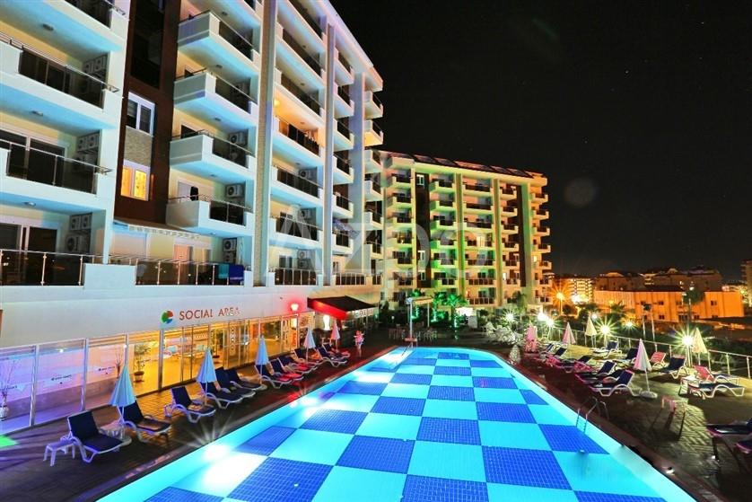 Меблированная квартира в элитном комплексе Авсаллара - Фото 9