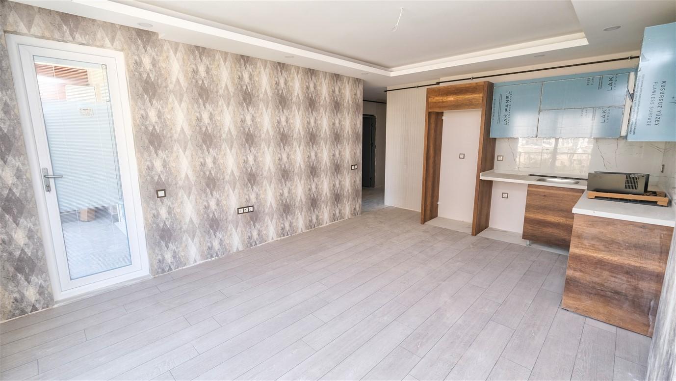 Новая двухкомнатная квартира в районе Коньяалты - Фото 14