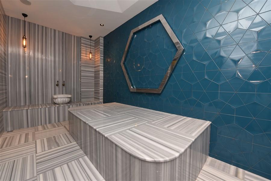 Уютная меблированная квартира 1+1 рядом с пляжем Клеопатры - Фото 14