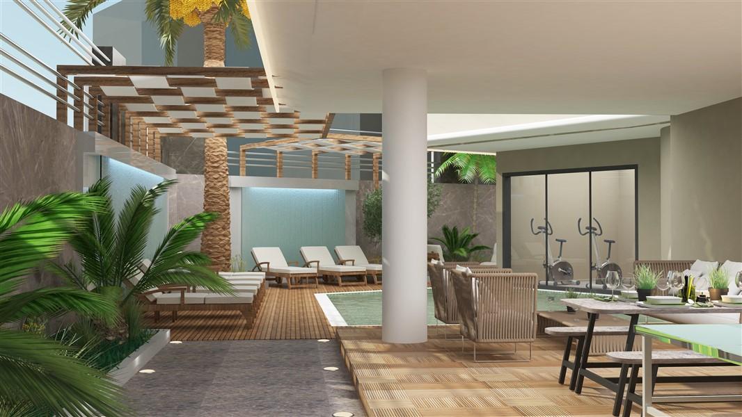 Проект жилого комплекса в центре Аланьи - Фото 26