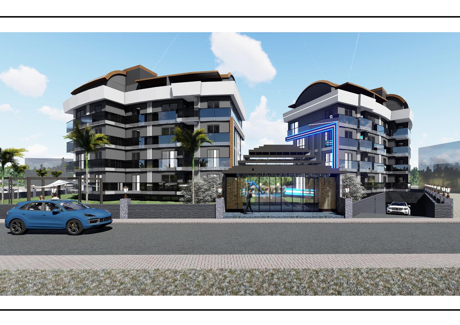 Квартиры в элитном комплексе район Оба (инвестиционный проект) - Фото 7
