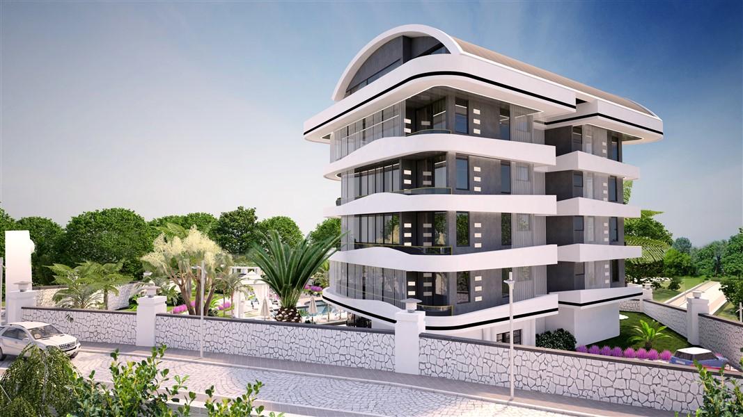 Элитные квартиры в районе Каргыджак - Фото 2