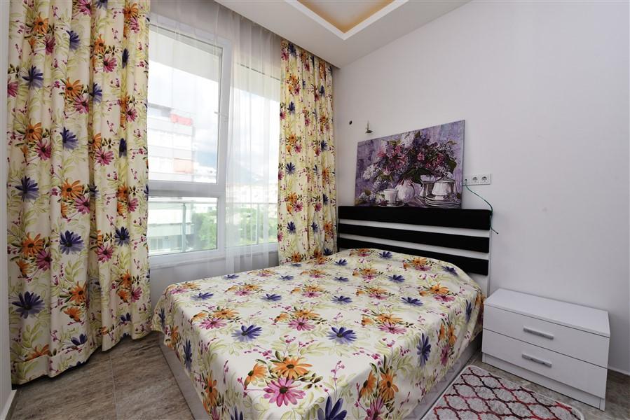 Меблированная квартира 1+1 в центре Махмутларa - Фото 6