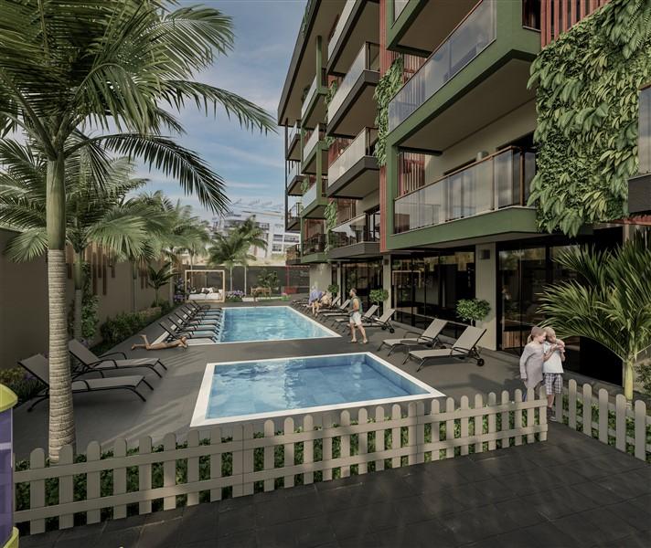 Новый инвестиционный проект жилого комплекса в районе Оба - Фото 3