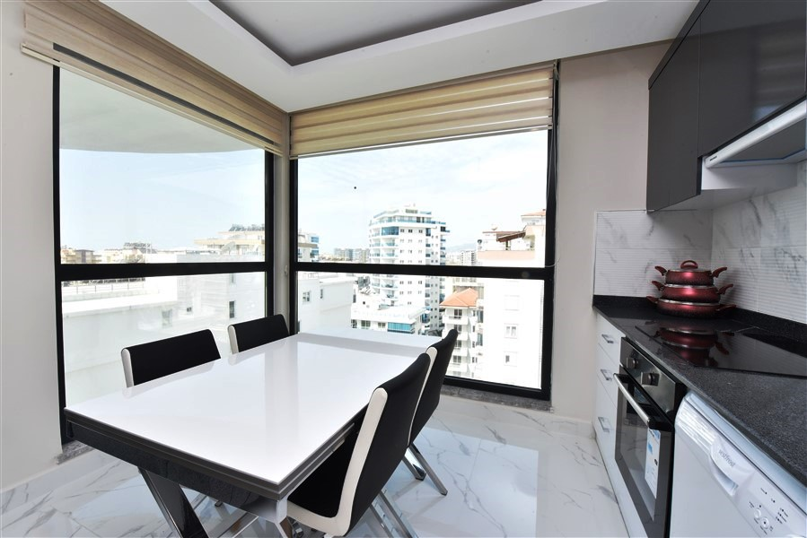 Двухкомнатная квартира с мебелью в новом жилом комплексе - Фото 10