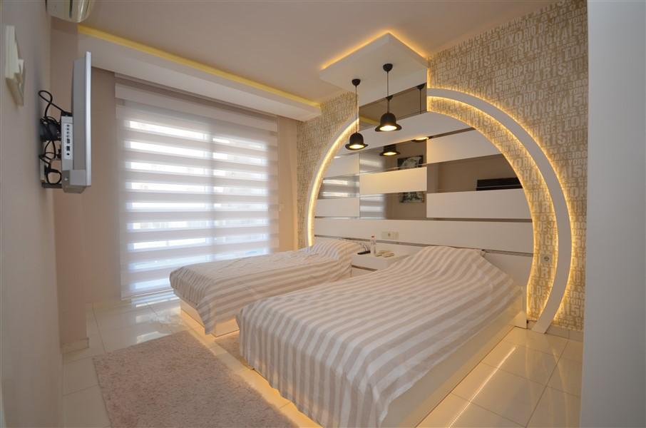 Меблированная квартира 2+1 в центре района Махмутлар - Фото 19