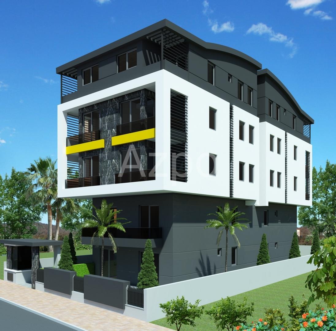 На продажу квартиры в бутик отеле в Коньяалты - Фото 2