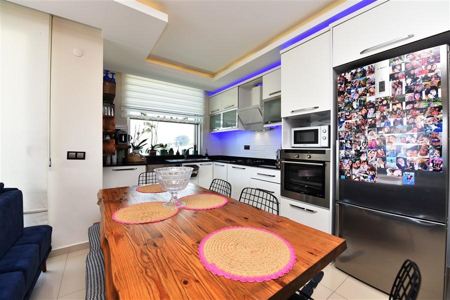 Меблированная квартира 2+1 в комплексе с инфраструктурой - Фото 11