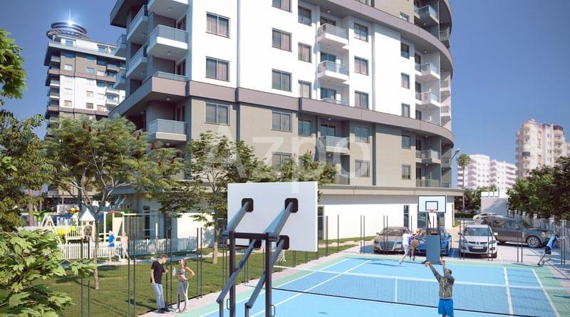 Новый строящийся проект люкс уровня в Махмутларе - Фото 15