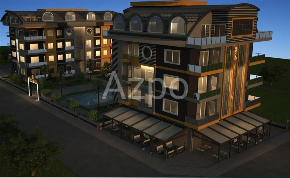 Строительство резиденции в районе Оба - Фото 8