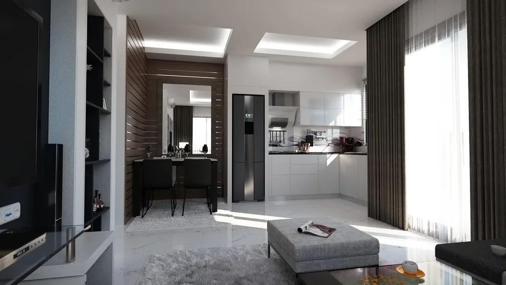 Элитные квартиры в новом проекте жилого комплекса в Махмутларе - Фото 14