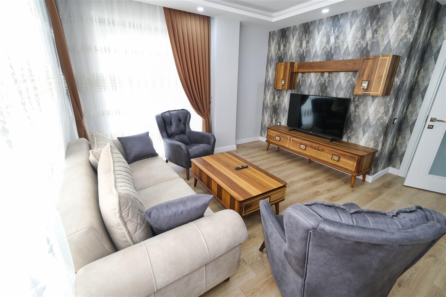 Трёхкомнатная квартира в центре Антальи - Фото 20