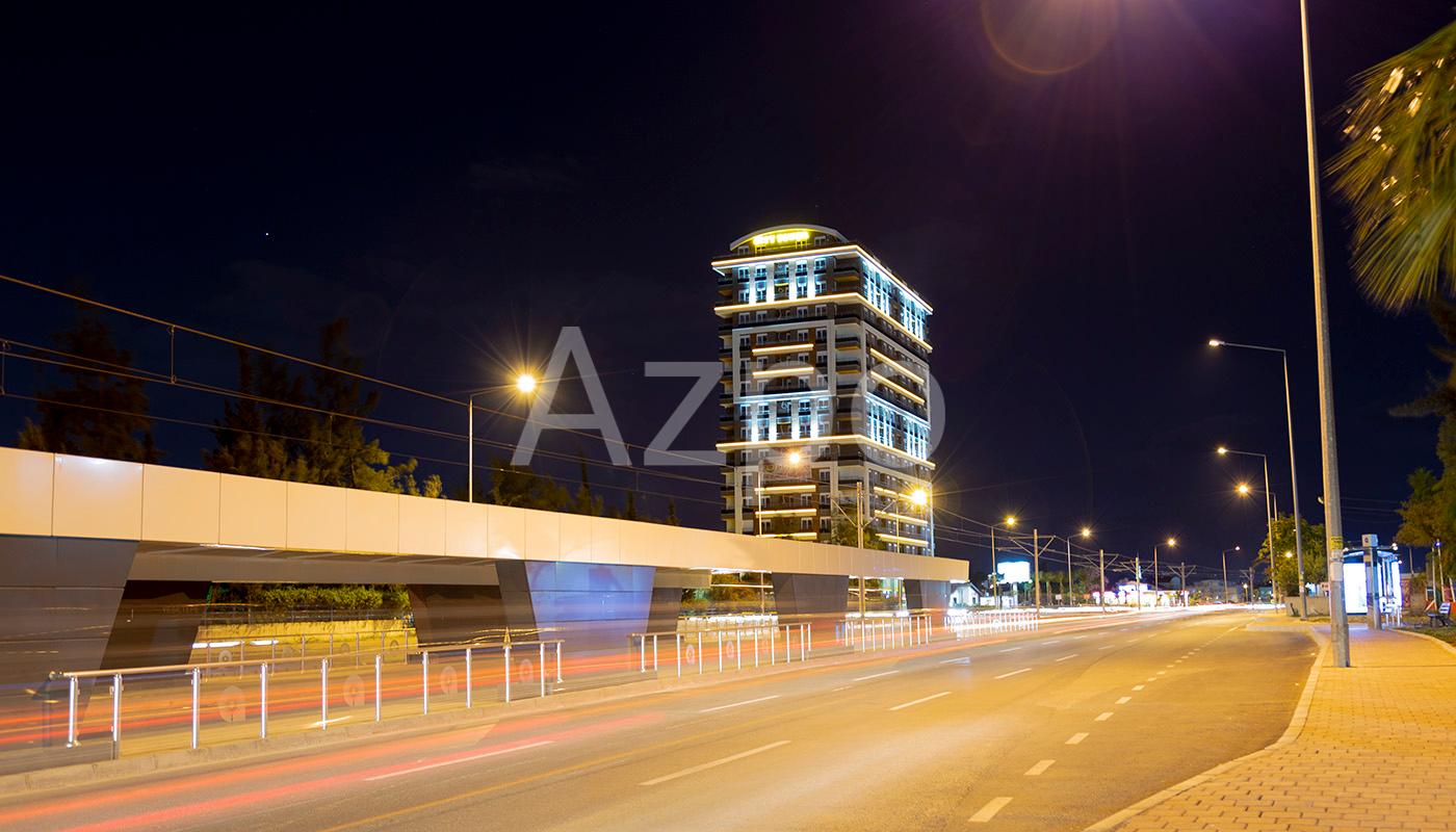Новый проект в районе Кепез Анталии - Фото 15