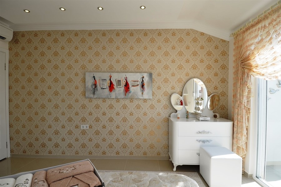 Двухуровневый пентхаус с мебелью в районе Кестель - Фото 14