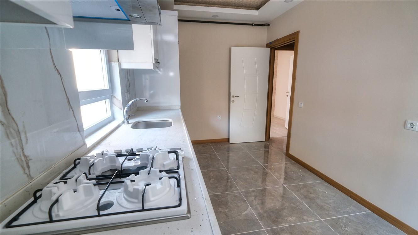 Трёхкомнатная квартира в центральном районе Антальи - Фото 16