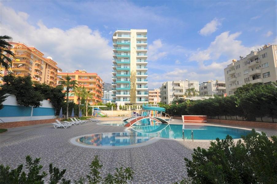 Меблированная квартира 2+1 с видом на Средиземное море - Фото 2