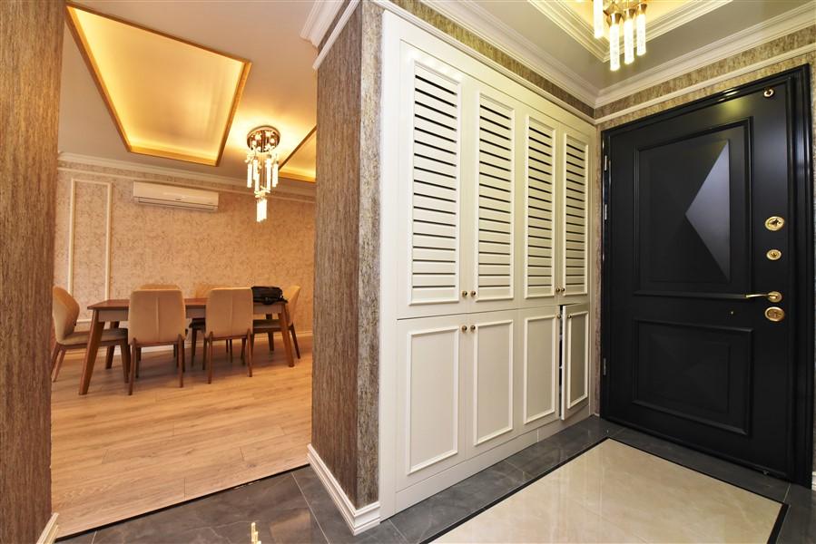 Меблированная квартира 2+1 в центре Аланьи - Фото 15