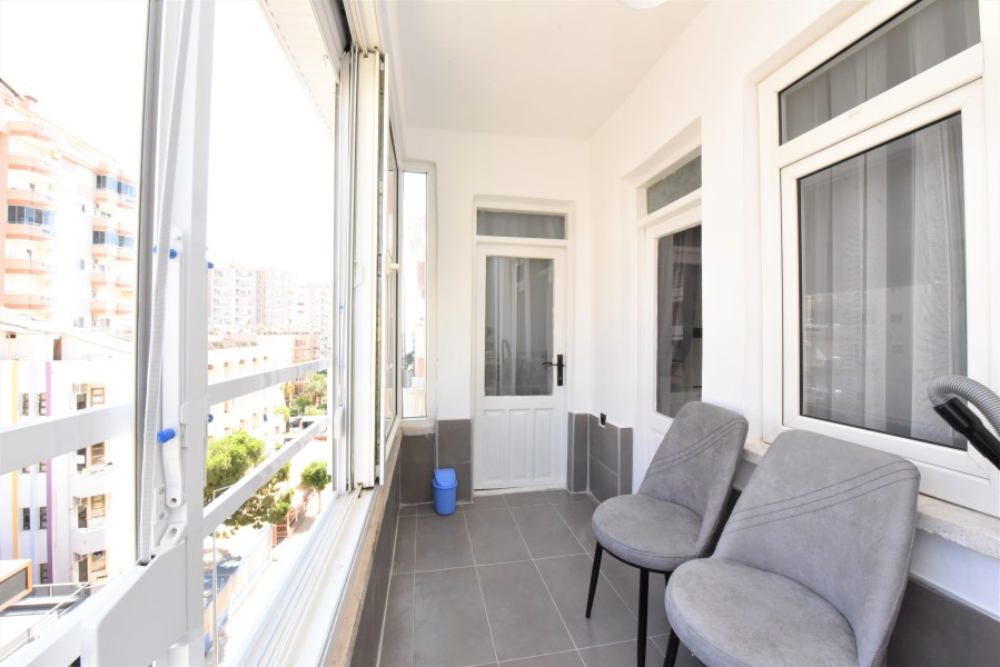 Двухкомнатная квартира с мебелью в районе Махмутлар - Фото 10