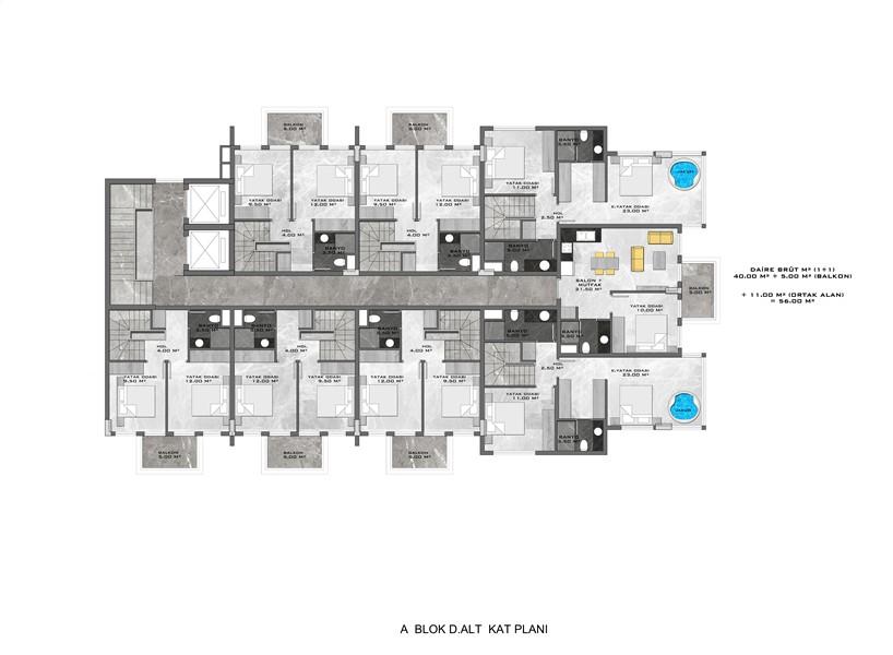 Роскошные квартиры в инвестиционном проекте - Фото 78